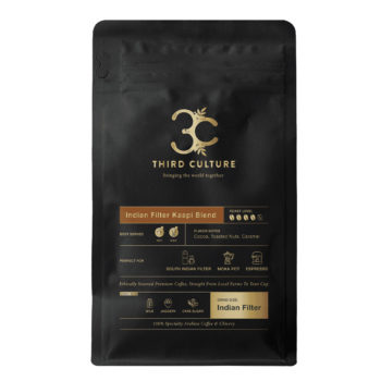 Third culture - Indian Filter coffee blend on Beandeck